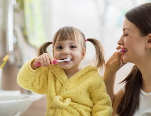 Savjeti za njegu i brigu o dječjim zubićima
